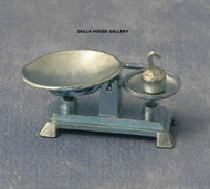 Pewter Kitchen Weighing Scales