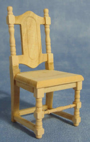 Bare Wood Dining Chair