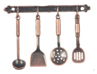 Metal Kitchen Utensils