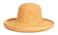 Small Resin Straw Hat Style B