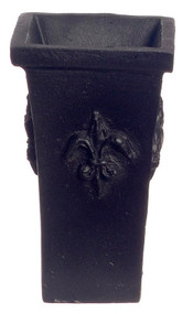 Black Plant / Umbrella Stand / Vase Square