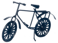 Small Childs Black Bicycle