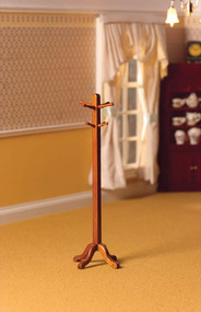 Fine Detailed Wooden Hat Coat Stand