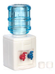 Water Cooler With Clear Cups