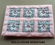 Hand Crafted Small Quilt