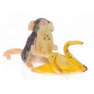 Mouse With Banana Skin