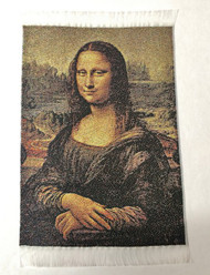 Mona Lisa Wall Hanging