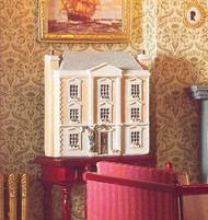 Montgomery Miniature Doll's House