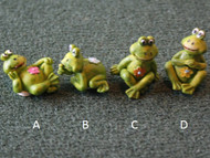 A Choice of Frogs