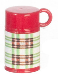 Plaid Thermos / Flask