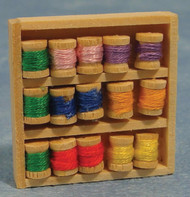 Box Of Spool Cottons