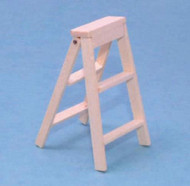 Small Folding Wooden Steps