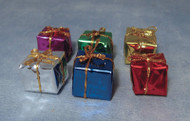 Christmas Or Birthday Presents 6 Pack - 2cm