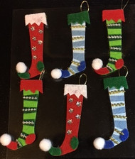Christmas Stocking 2 Pack Choice