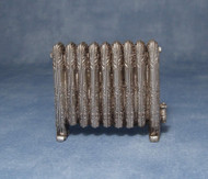 Column Radiator Antique Silver