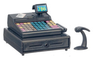 Cash Register With Scanner