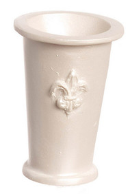 White Plant / Umbrella Stand / Vase Square