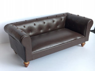 Classic Leather Sofa