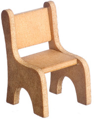 Small Childs Wooden Chair