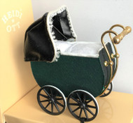 Heidi Ott Green Small Pram