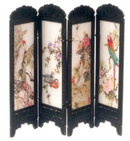 Chinese Folding Screen (Birds)