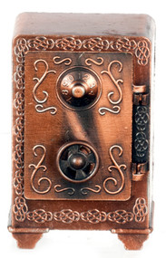 Old Fashioned Style Bank Safe