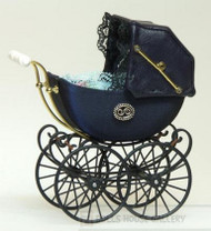 Heidi Ott Detailed Navy Pram