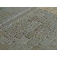 Grey Cobble Stones Coverage: 100 sq ins - 645 sq cms