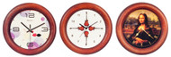 3 Designer Wall Clocks