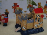 Toy Wooden Fort / Castle