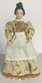 Lady Jane Doll With Stand Included