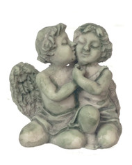 Cuddling Cherubs Ornament