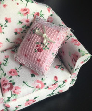 Single Pink Cushion