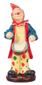 Ornamental Clown Drumming