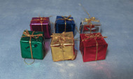 Christmas Or Birthday Presents 6 Pack - 2.5cm