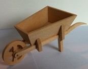 Barewood Wheelbarrow