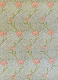 Wallpaper Garden Tulip William Morris Design