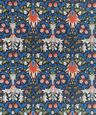 Wallpaper Snakeshead William Morris Design