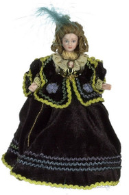 Victorian Lady Doll