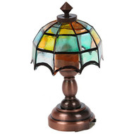 Heidi Ott LED Tiffany Table Lamp