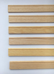 6 Lengths Of Quality Wood Skirting Board  430mm by 15mm