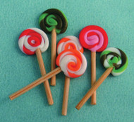 6 Lollypops