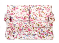 Traditional Love Seat Sofa