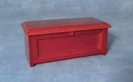 Mahogany Chest / Blanket Box
