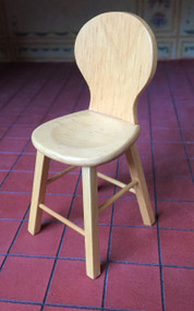 Wooden Kitchen Chair