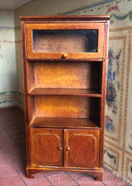 Bookcase Cabinet Unit (2C)