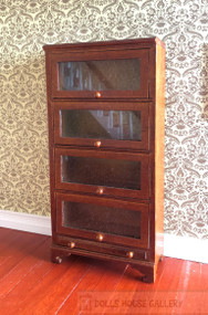 Bookcase Cabinet Unit (3C)