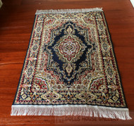 Woven Highly Detailed Rug Mat