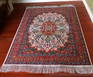 Large Woven Highly Detailed Rug Mat