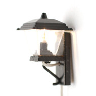 Black Coach Lamp 12v